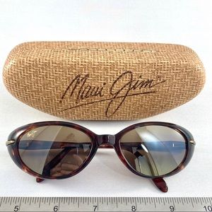 Maui Jim Cabana sunglasses. 🕶